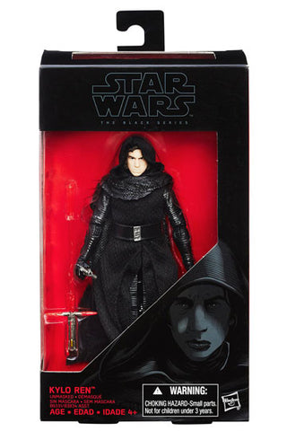Rogue One Black Series # 26 Kylo Ren - ohne Maske!