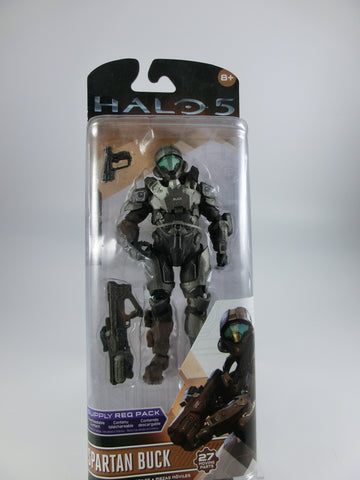 Halo 5 Guardians Spartan Buck Action Figur