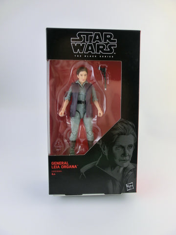 Star Wars General Leia Organa Action Figur , 15 cm / 6inch Black Series 52