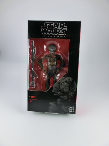 4-LOM Action Figur , 15 cm Black Series 67