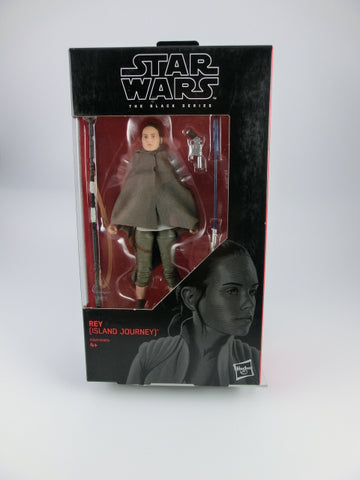 Rey Action Figur , 15 cm Black Series 58