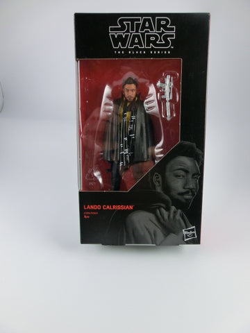 Lando Calrissioan Action Figur , 15 cm Black Series 65
