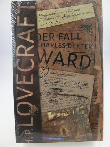 Der Fall Charles Dexter Ward - Lovecraft