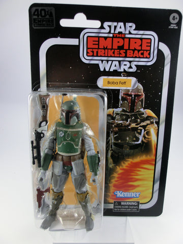 Star Wars Black Series Boba Fett 15 cm 40th Anniversary