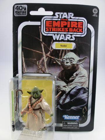 Star Wars Black Series Yoda 12 cm 40th Anniversary