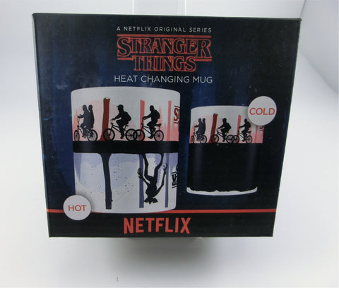 Stranger Things Heat Changing - Becher