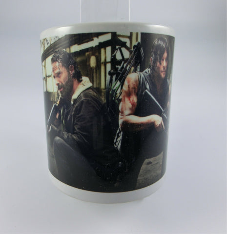 Walking Dead Becher