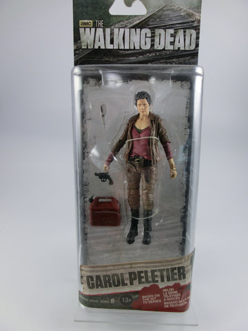 The Walking Dead Carol PeleterActionfigur13 cm Serie 6