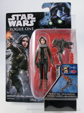 Sergeant Jyn Erso (Jedha) 10 cm Action Figur Rogue one