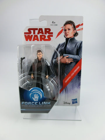 General Leia Organa 10 cm Action Figur Force Link 2.0