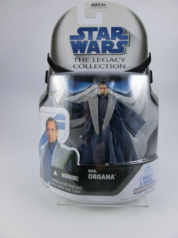 Bail Organa 10 cm Action Figur The Legacy Coll.