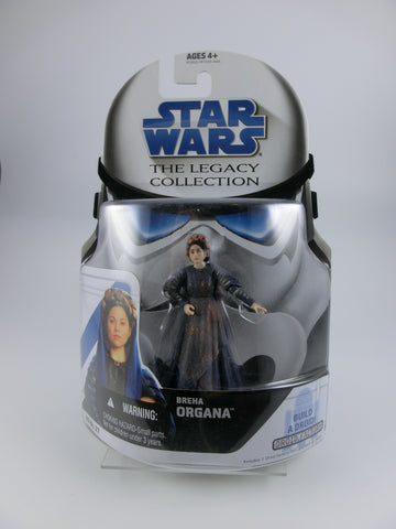 Breha Organa 10 cm Action Figur The Legacy Coll.