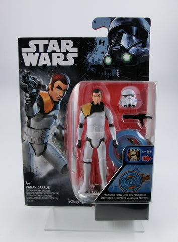 Kanan Jarrus (Stormtrooper)10 cm  Action Figur Rebels