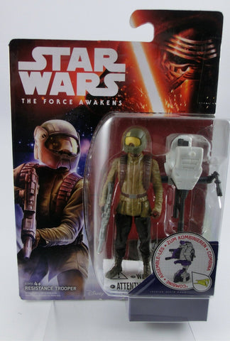 Resistance Trooper 10 cm  Action Figur The Force Awakens
