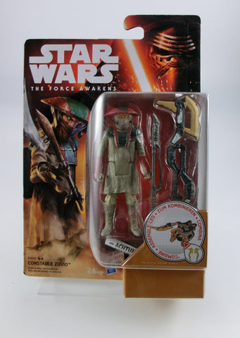 Contable Zuvio 10 cm  Action Figur The Force Awakens