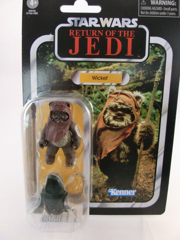 Star Wars Vintage Collection Actionfigur VC 027 Wicket