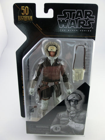 Han Solo (Hoth) Black Series 50 Anv. Archive Actionfigur 2021  Wave 1