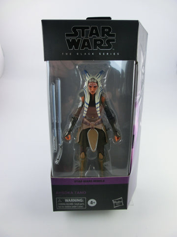 Black Series Rebels Ahsoka Tano Action Figur , 15 cm