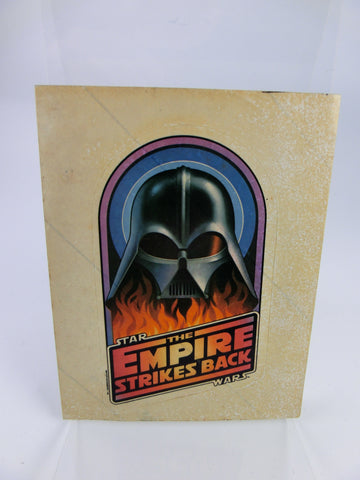 The Empire strikes back Sticker / Aufkleber