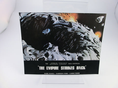 The Empire strikes back - Flyer