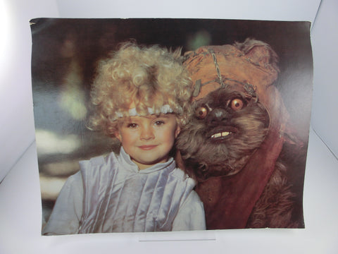 Ewoks - Adventure Caravan of Courage 6 Lobbycards U.S.A.