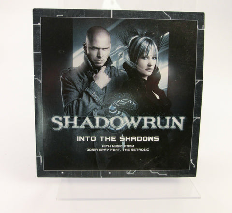 Shadowrun Promo CD : Into the Shadows Neu!