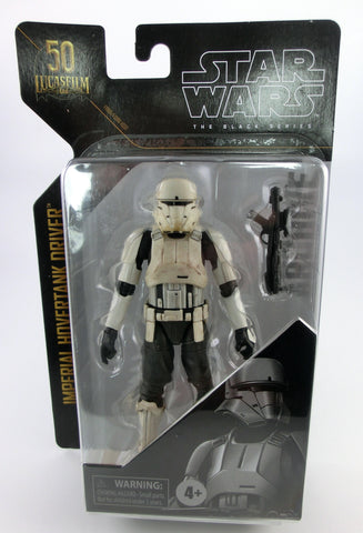 Star Wars  Hovertank Driver Action Figur