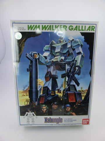 Xabungle No. 12 WM Walker Galliar Bandai 1/144 Modellbausatz , Neu!!