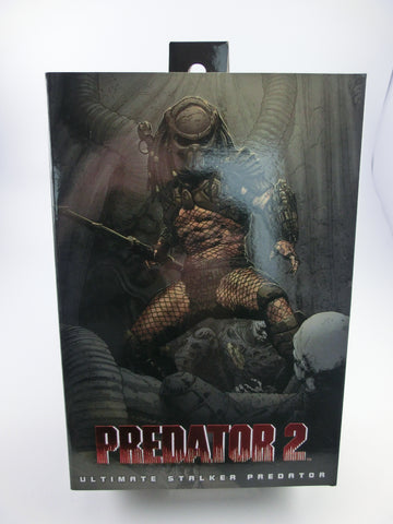 Predator 2 Ultimate Stalker Actionfiguren 20cm
