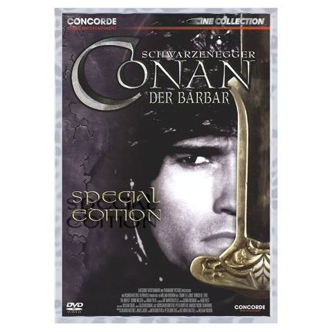 Conan der Barbar Spez. Edition DVD