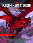 D & D Dungeons & Dragons Dungeon Masters Screen deutsch