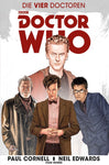 Doctor Who Comic: Die vier Doctoren