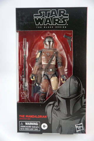 The Mandalorian, 15cm, Black Series 94