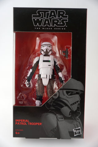 Imperial Patrol Trooper, 15cm, Black Series 72