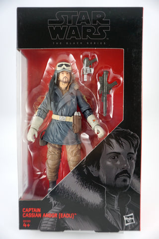 Rogue One Black Series # 23 Captain Cassian Andor(Eadu)