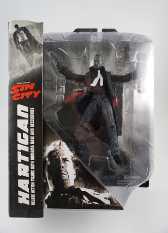 Hartigan - Sin City (Diamond Select) Action Figur 20cm