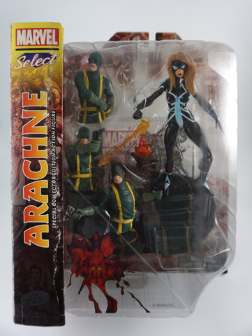 Arachne (Marvel Select) Action Figur 20 cm