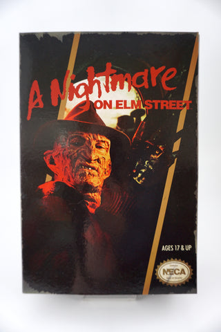 Nightmare On Elm Street Freddy Krueger Video Game 18cm Neca