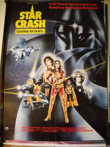 Star Crash - Originalplakat