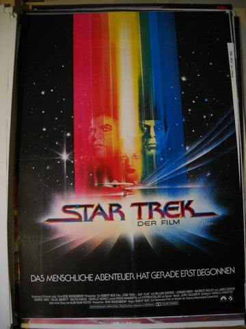 Star Trek - Originalplakat