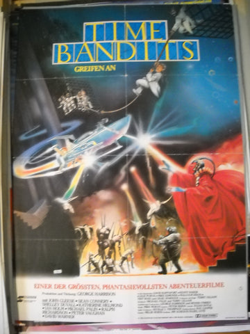 Time Bandits - Originalplakat