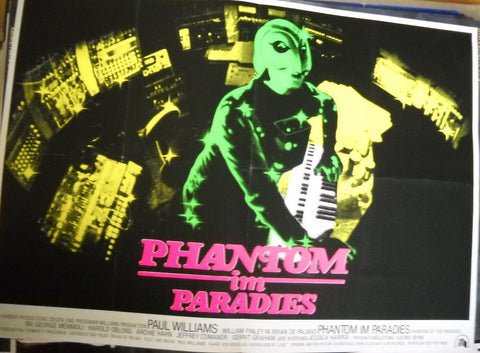 Phantom im Paradies - Originalplakat