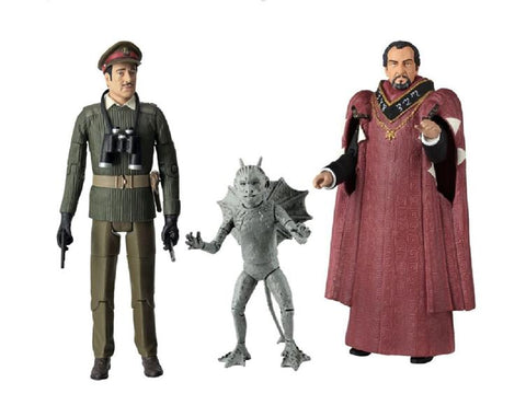 Doctor WhoThe Daemons Collector Set 13cm