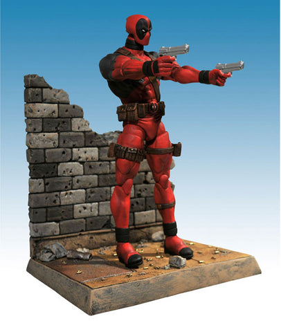 Deadpool 20cm (Marvel Select) Action Figur