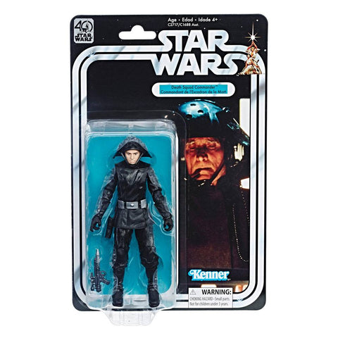 Star Wars Black Series Death Squad Commander 15 cm 40th Anniversary Wave 2