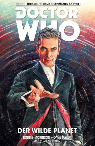 Doctor Who Comic: Der wilde Planet