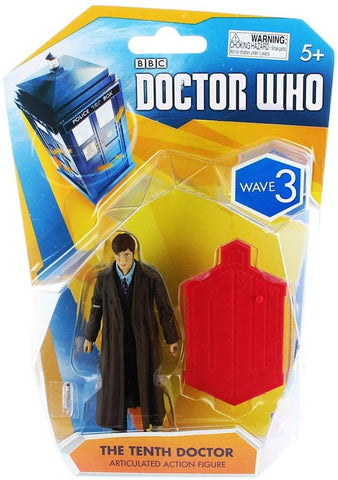 Doctor Who - The Tenth Doctor Wave 3 Action Figur, 10cm