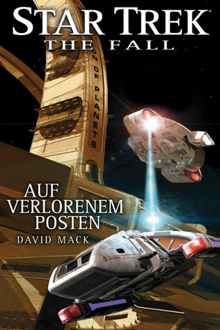 Star Trek - The Fall 3 - Auf velorenem Posten