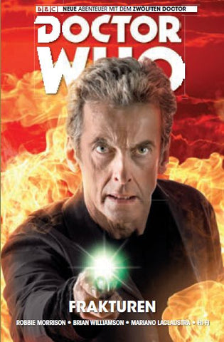 Doctor Who Comic: Frakturen