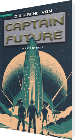 Captain Future 23 - Die rache von Captain Future